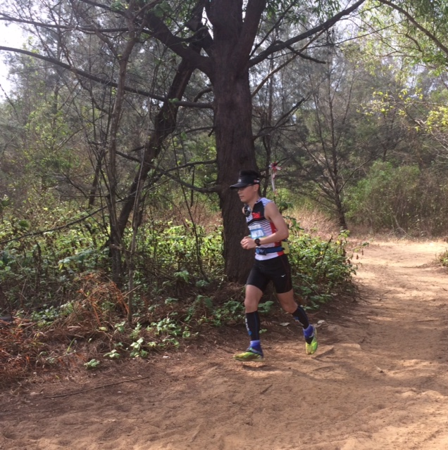 Isaac Wan Ho Yuen came second, only a week after finishing 4th in UTHK! He is the new Asia Trail Master points leader