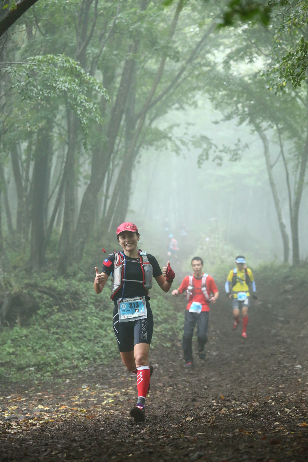 Talking Trail Running Asia Master And Run Courses Amongst The Flattest On Global Ironman Circuit Most Important Thing For Overseas Participants Is To Right Way Without Spending Too Much Time Finding Routes I Wish All Organizers Could