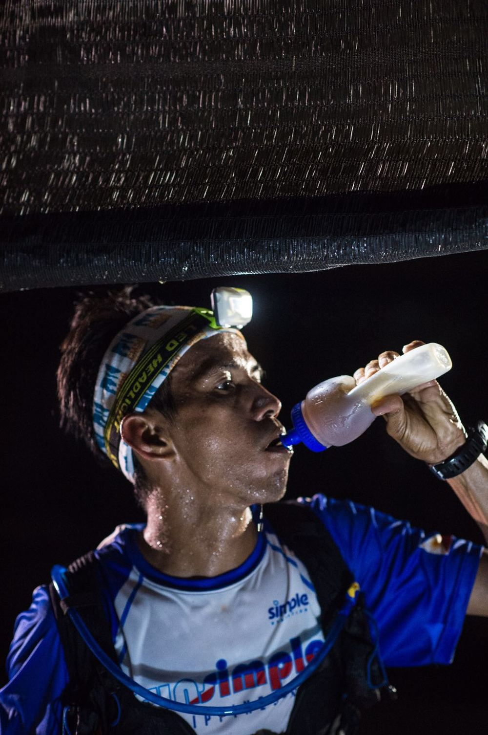 Manolito Divina: simple hydration was very important in Malaysia last weekend
