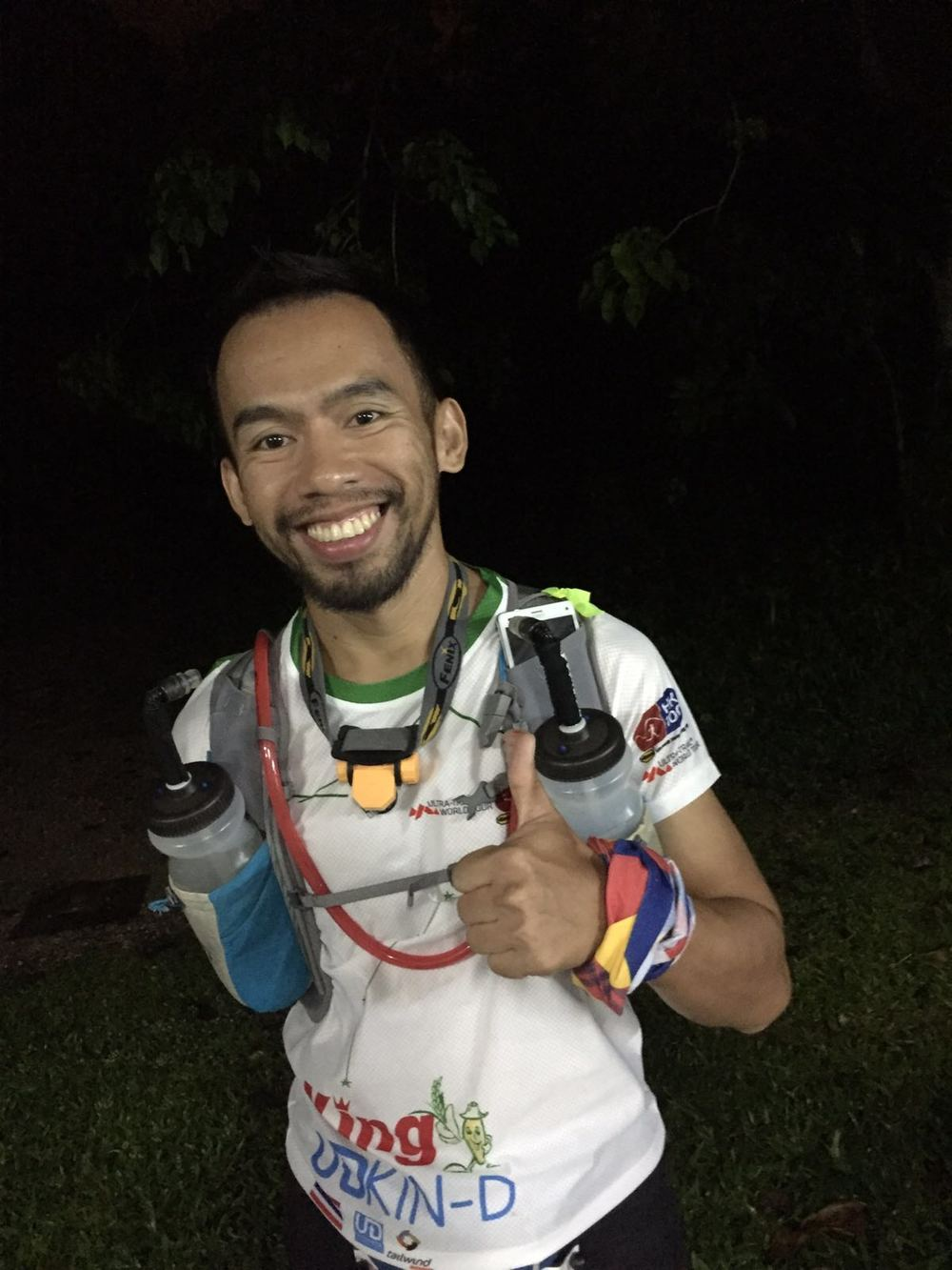 Aleksis Capili is the first Asia Trail Grandmaster