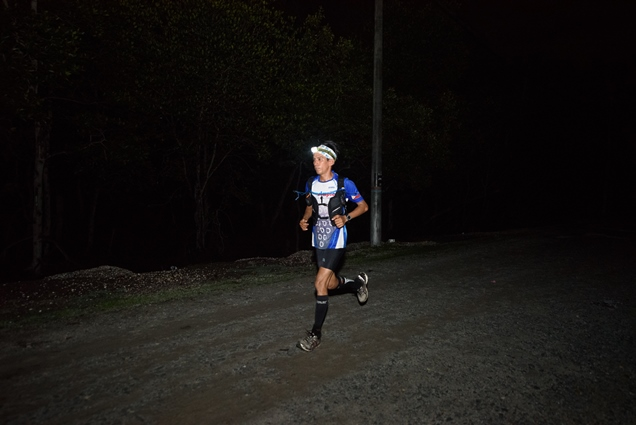 Manolito Divina on a mission to regain the points lead in the Asia Trail Master ranking