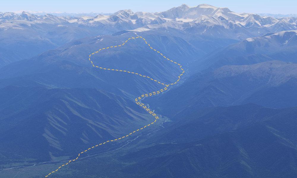TRAIL 50 km