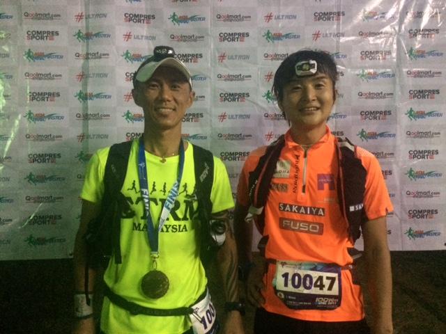 The two winners of UTKC 100!