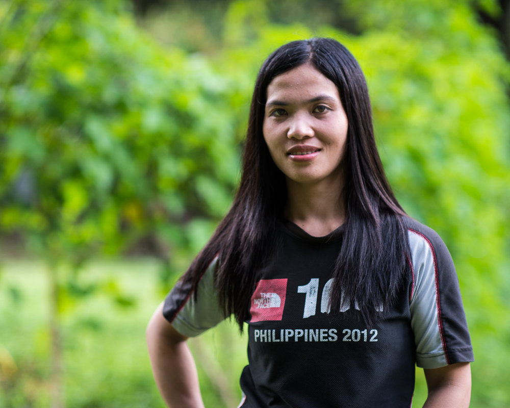 Gretchen Felipe won the women's race last year. Can she repeat that feat on Sunday?