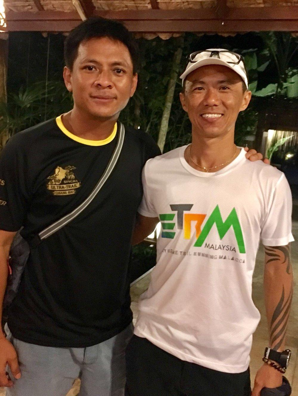 Steven with Thai RD Nop