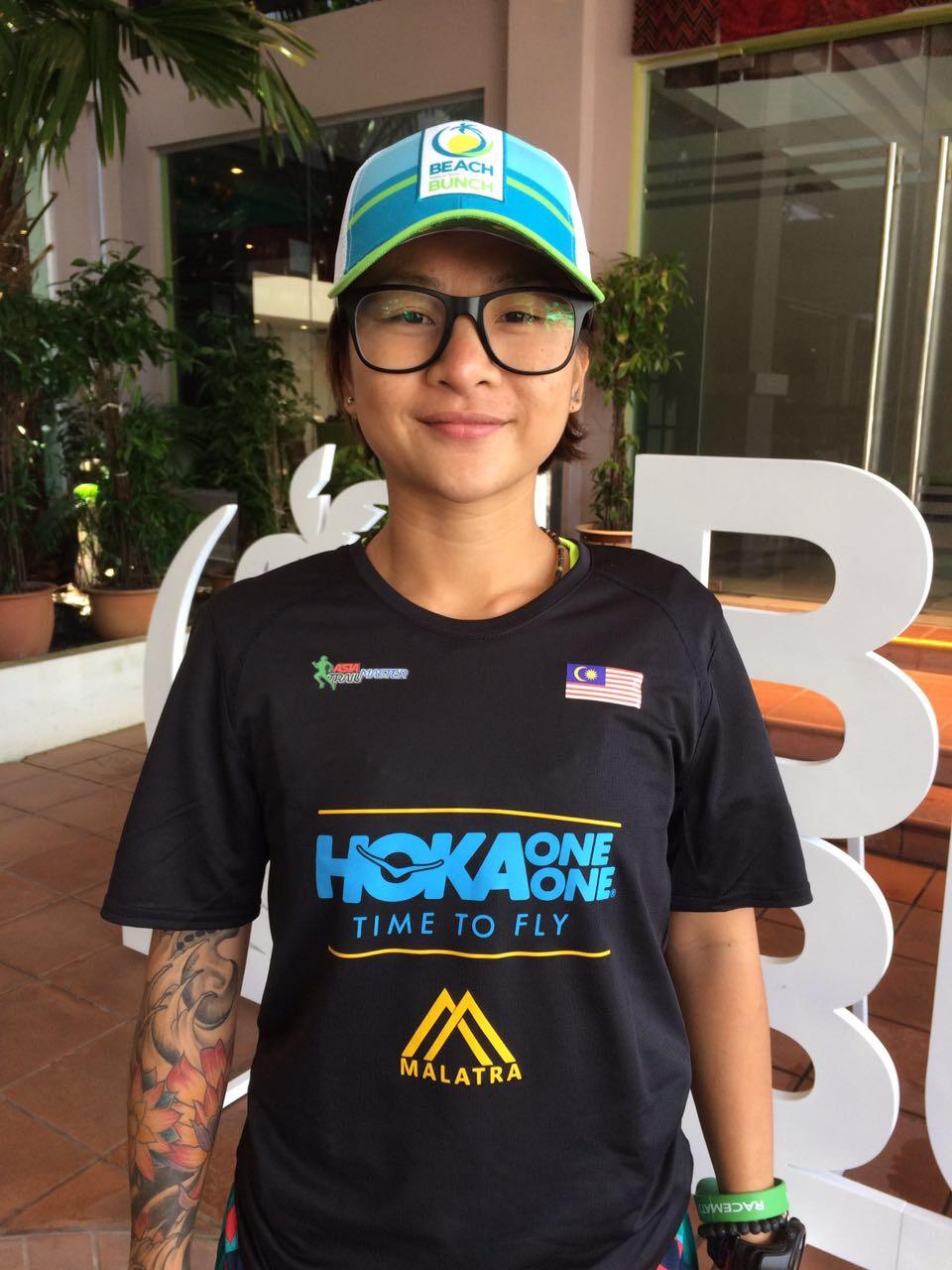 Adelinah Lintanga - Malaysia5th Female * Grandmaster