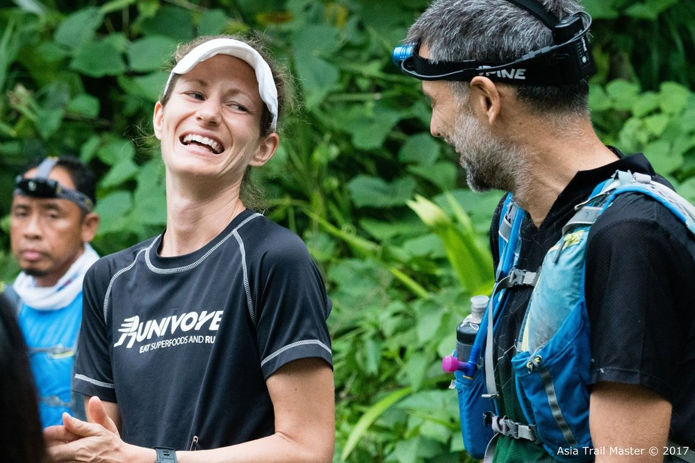 Kim Matthews is up against local hero Ruth Theresia for the second time after CM 50 Ultra.