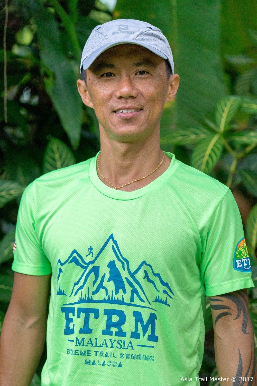 ATM Champion Steven Ong