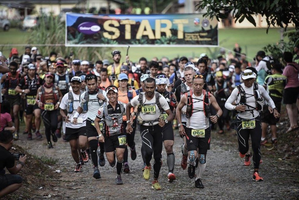 Tale of the Trail - Date: 1/2 September 2018Country: MalaysiaRace venue: Kota Kinabalu, Sabah, Borneo IslandEdition: 8Event organiser: Borneo Ultra TrailsRace distance: 100 km (50 km and 25km also available)Elevation gain: 5270 hmHighest altitude: TBAStart time: 6:00 a.m.Cut-off time: 32 hours (100K)Asia Trail Master finisher points: 100 (100 km)Max ATM performance points: 400 (100 km)Grandmaster Quest: Yes (100 km)Event website:LinkEvent registration:OpenInternational gateway: Kuala Lumpur, Kota Kinabalu