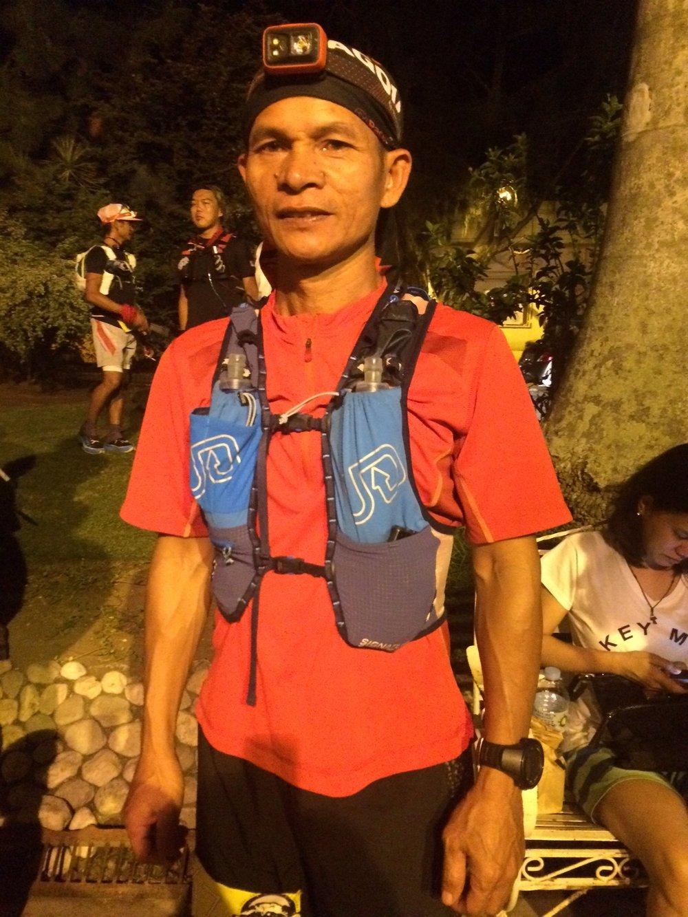 Rene Amigleo is a new Asia Trail Grandmaster