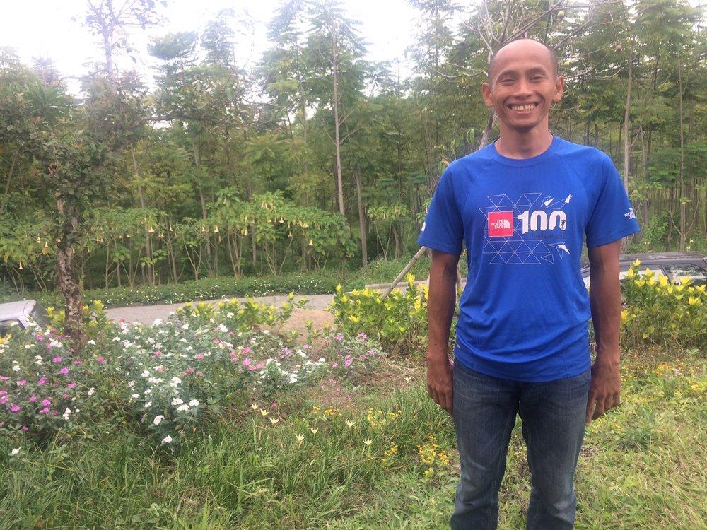 Fandi Ahmad: can he repeat last year's great victory?