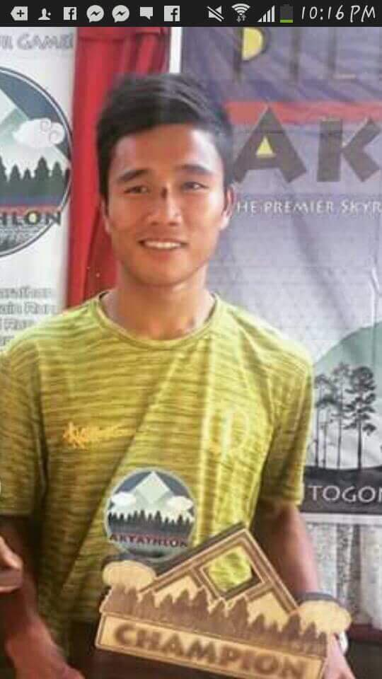 Elias Tabac:the rising star from Davao could score his second ATM win of the year