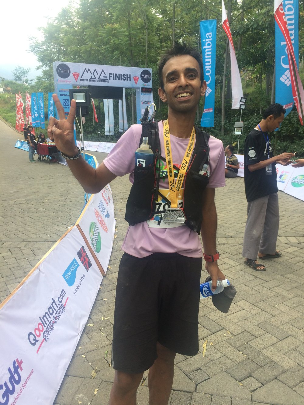 Shashwat Rao from India finished again in the top 10 and is now 8th in the ATM Championship