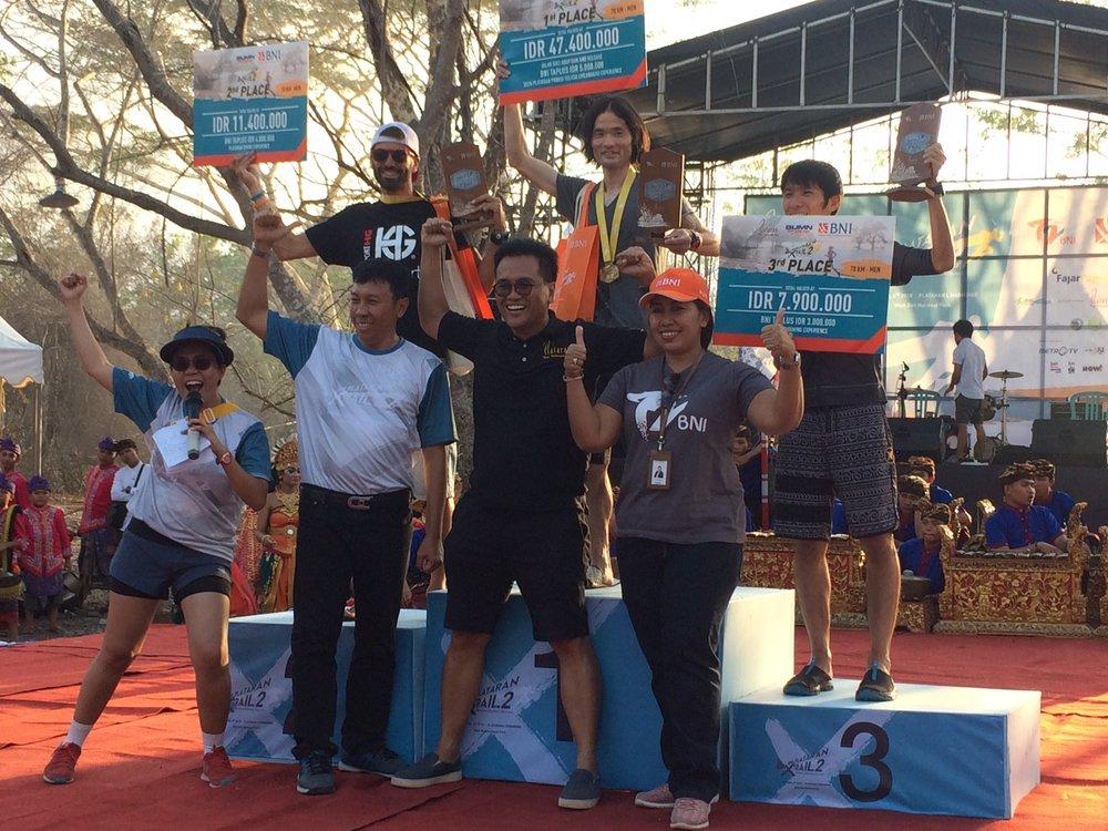 Plataran X trail Bali Podium Men.JPG