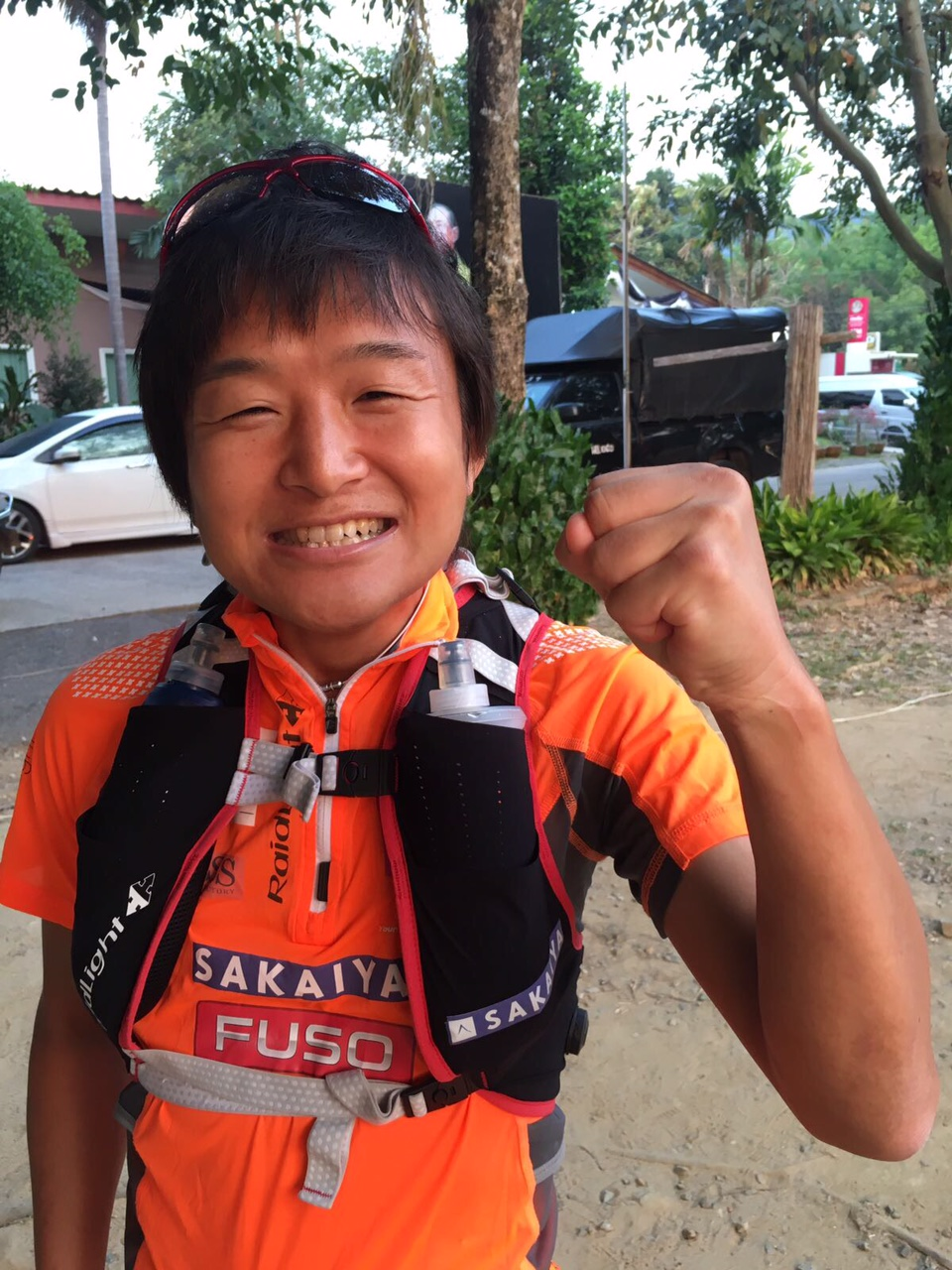 Wataru Iino is set to return to the ATM scene in Ultra Trail Luang Prabang