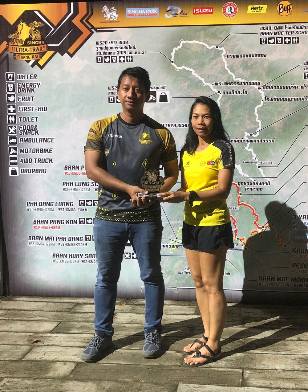 Montha Suntornwit was the big winner of the Ultimate 230 in Chiang Rai last October