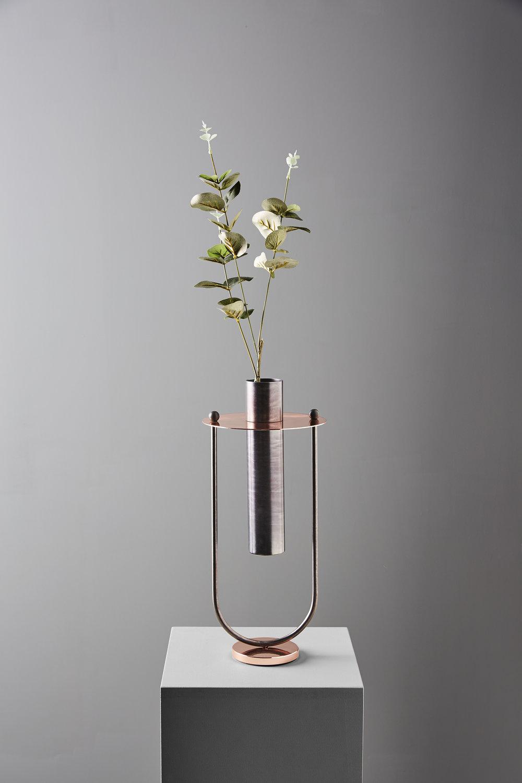 Elletra  Vase designed by Federica Biasi ©  Maison&Objet