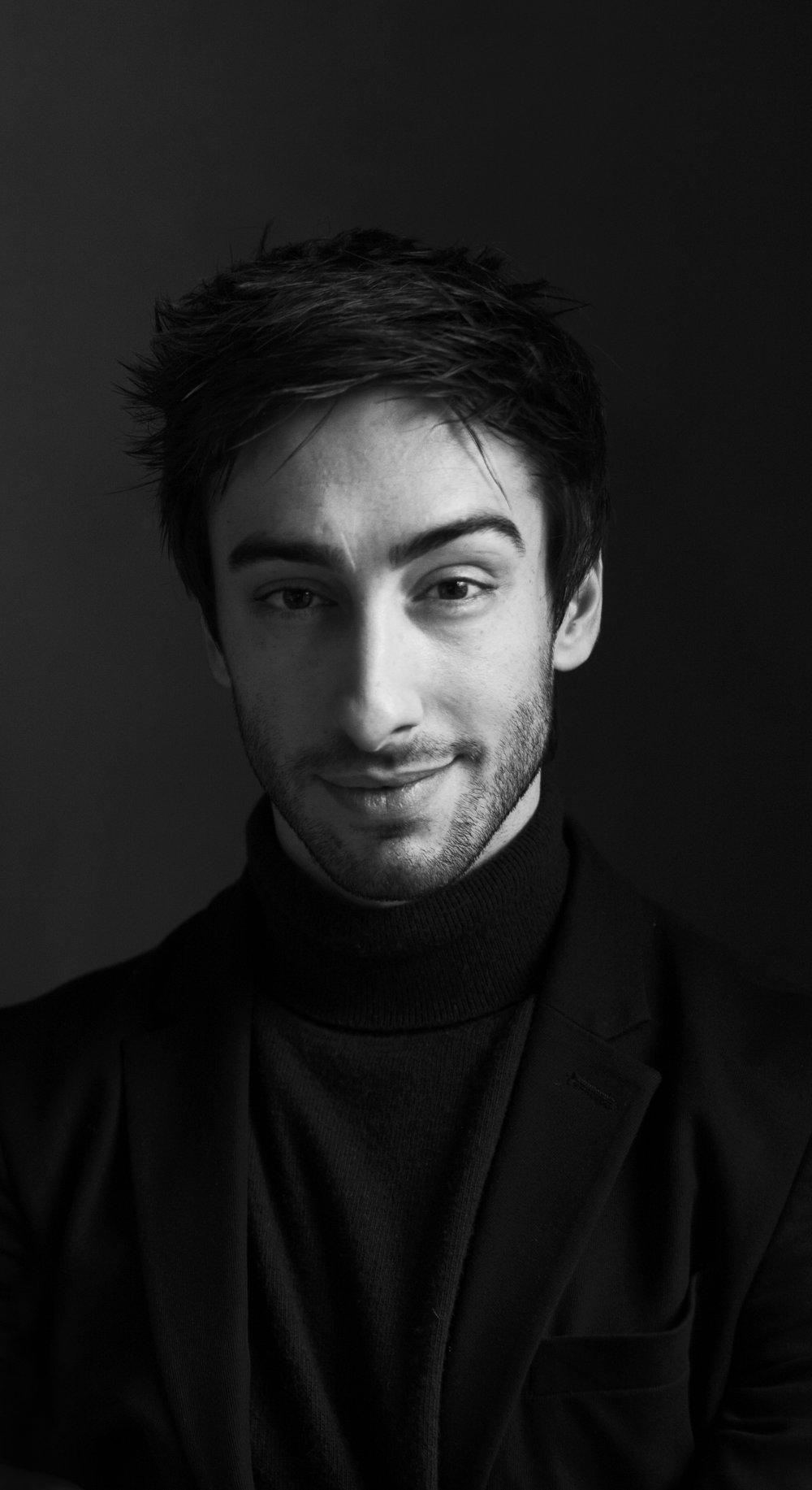 Antonio Facco, photo © Annica-Eklund