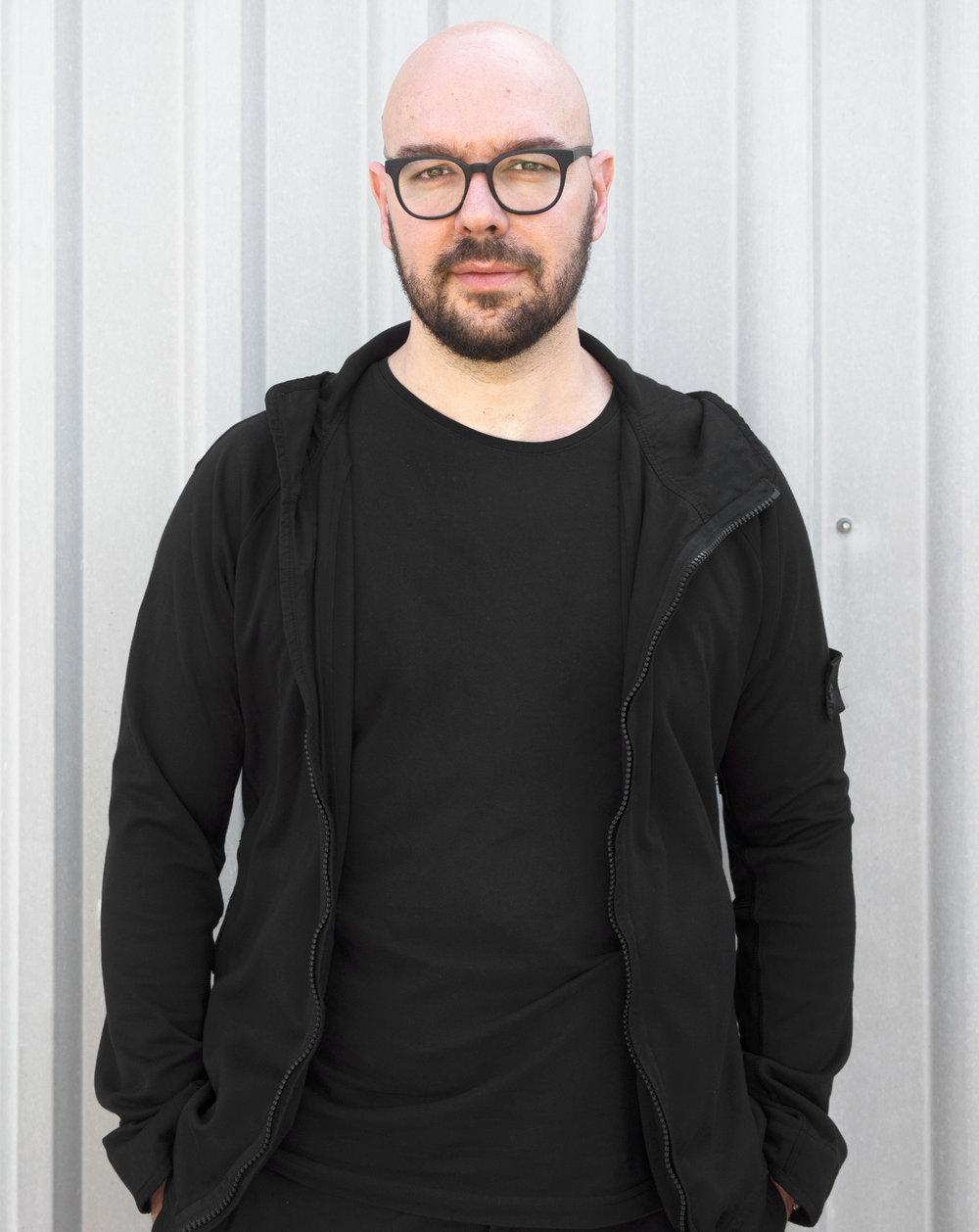 Luca Nichetto, photo ©  Ilenia Martini