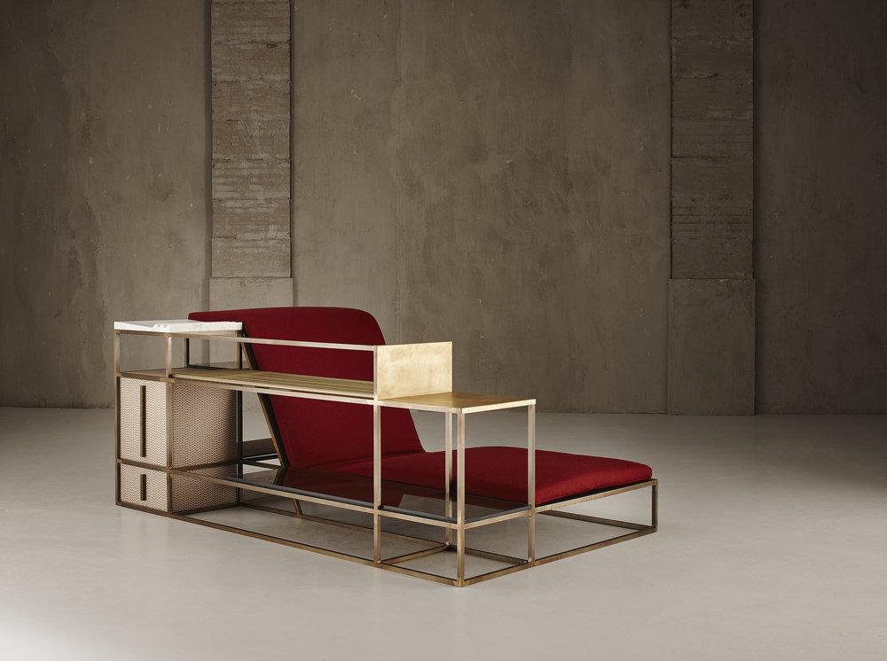 Living In a Chair,  designed by Federico Peri © StudioRocci