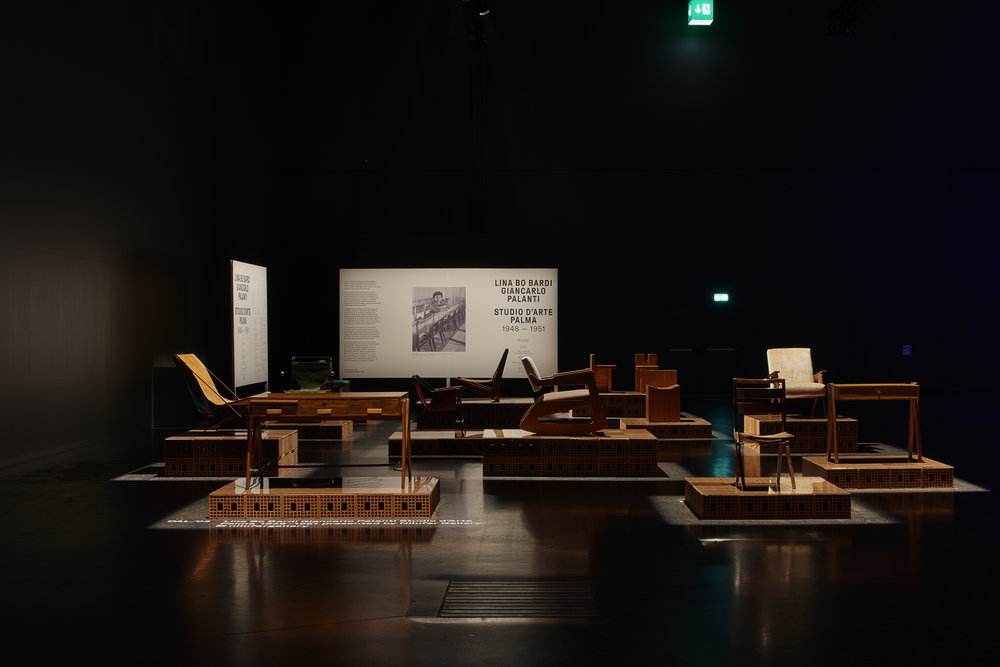 Nilufar Gallery at Design at Large Design Miami/ Basel 2018 ⓒ James Harris