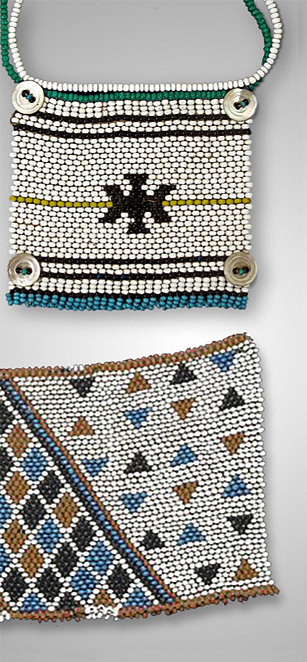 Traditional Xhosa beadwork