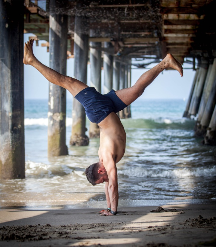 Josh Blau - Introduction to Arm Balancing and Inversion Workshop