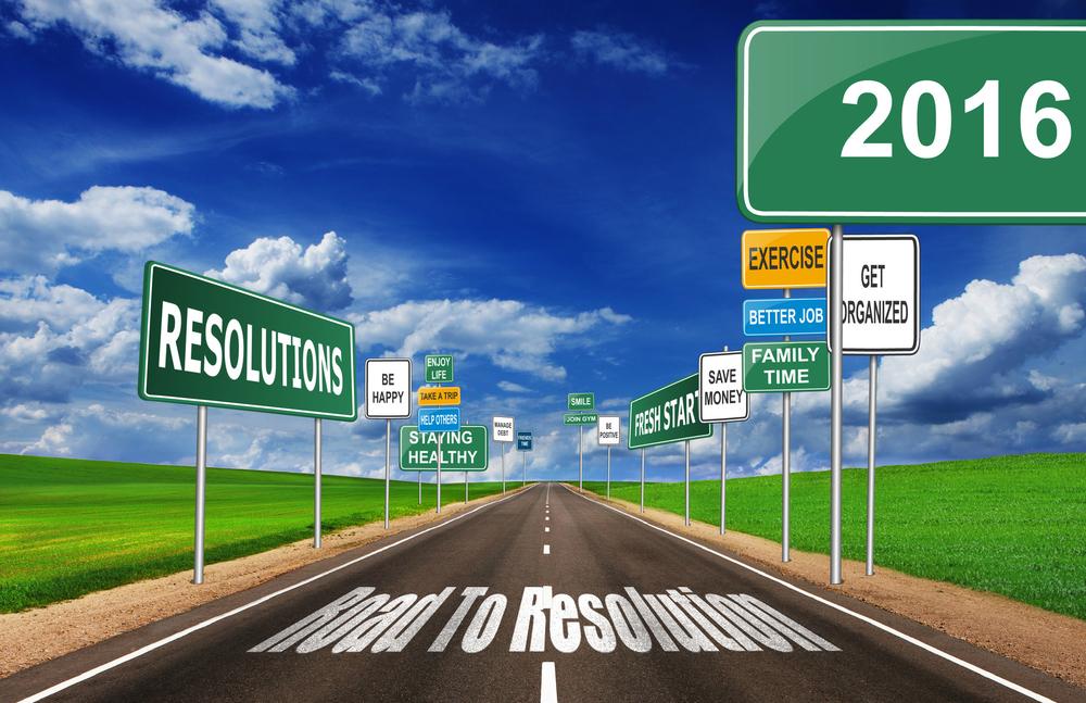 road of resolution 2016