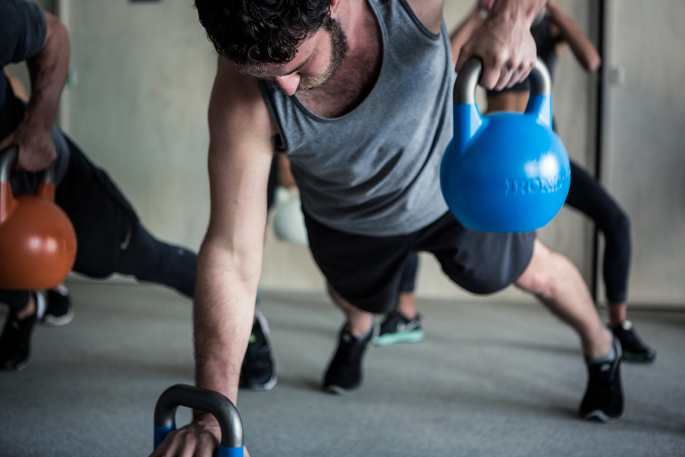 High Intensity Resistance Training (HIRTC)