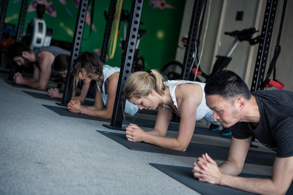 Core Training (CoreTC)