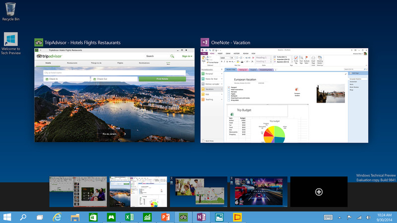 thetechdigg: Satya Nadella: Windows 10 will be able to 'run on everything' Microsoft continues to push the idea that Windows 10 will be an operating system designed to run on all types of devices.