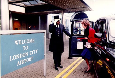 Image courtesy of  London City Airport