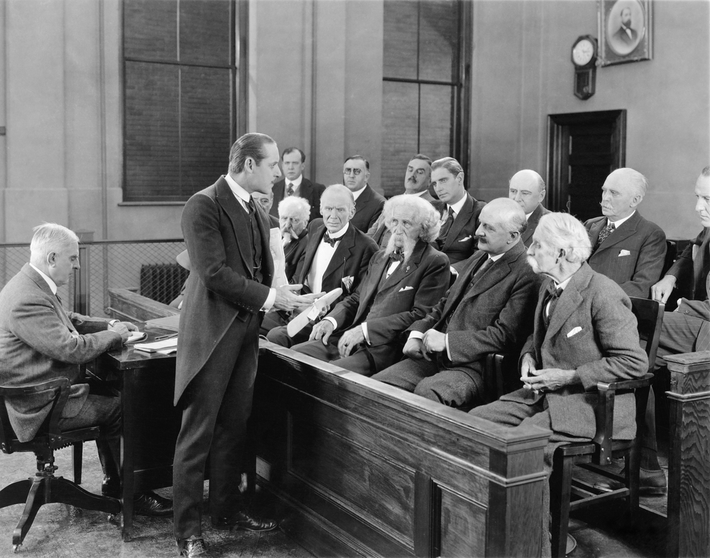 The tension filled exciting closing argument in a case is often thrilling, but a lot of what happens during a trial can seem horribly boring to observers.