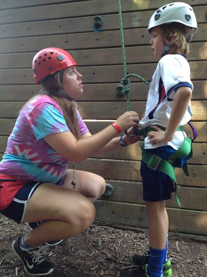 Open to those 7 to 100! The rock wall allows you to build teamwork, morale and confidence. Whether your climbing, assisting with the ropes or cheering your team member on this is a hands on activity for everyone.