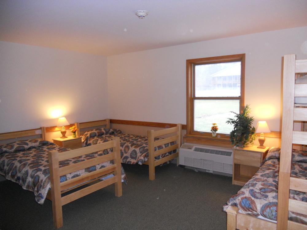 Sleeping Wing- Bedroom