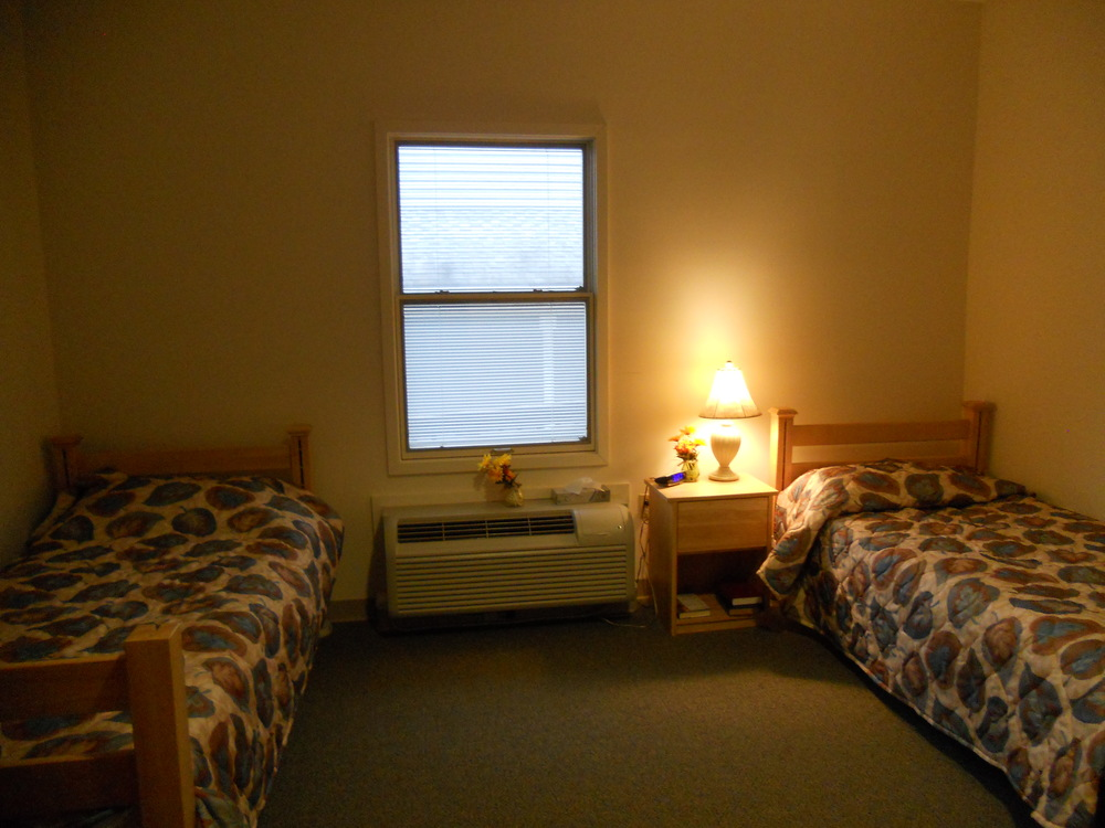 Main House Lodge Bedroom