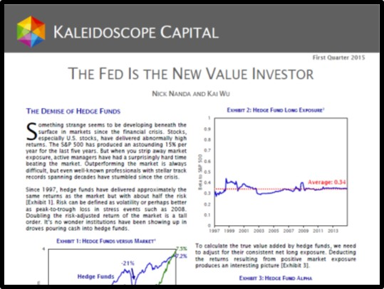 Fed Value Investor