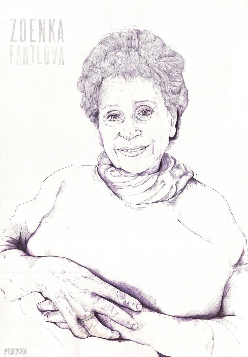 Zdenka Fantlova