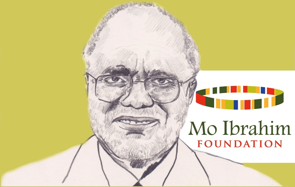 02/03/15   Namibia's outgoing President Hifikepunye Pohamba, 79, wins the Mo Ibrahim Foundation's African leadership prize of $ 5 million