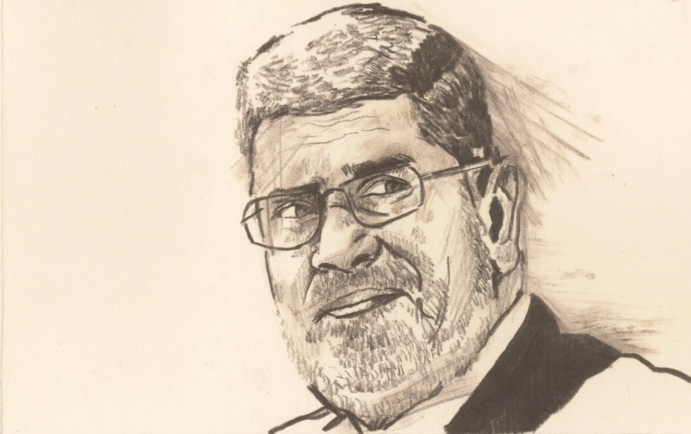 21/04/15 Egypt's former president Mohamed Morsi has been sentenced to 20 years in prison over the killing of demonstrators outside his palace in 2012. Morsi, who was elected president the year after Egypt's 2011 revolution, was removed by the military in 2013.