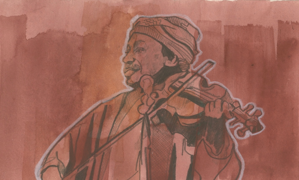 30/04/15 Mohammed Issa Matona is the driving force of taarab music in Zanzibar. Taarab is sung poetryand the word taarab itself means to be moved by music