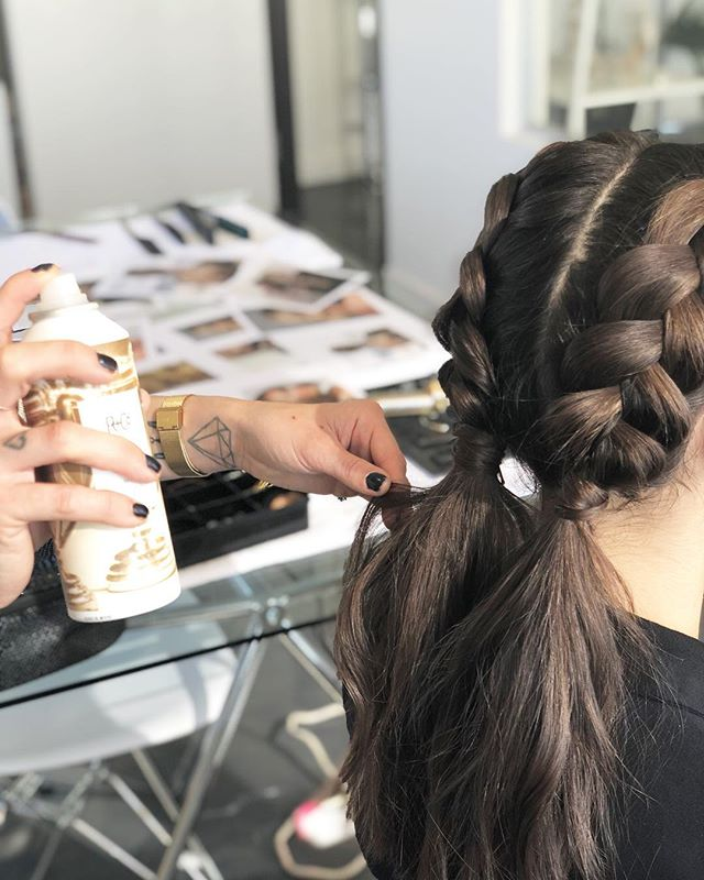 #braids #thebeautyfriend #hairstyles #behindthechair #randco