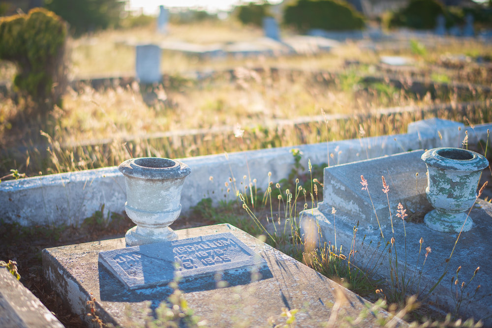 Urn, St Aloysius Catholic Cemetery