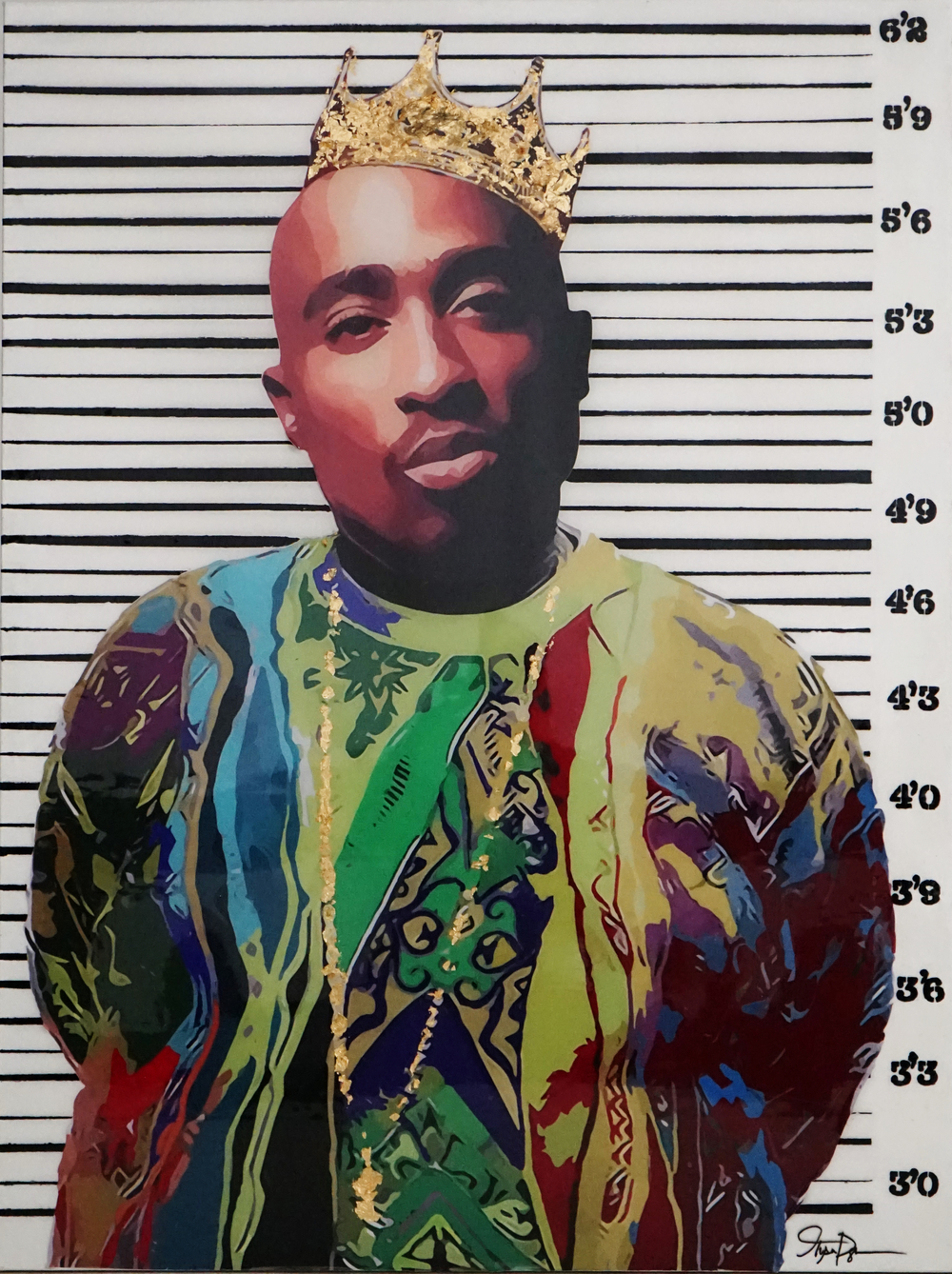 """Pac"" 30 x 40 - (SOLD)"