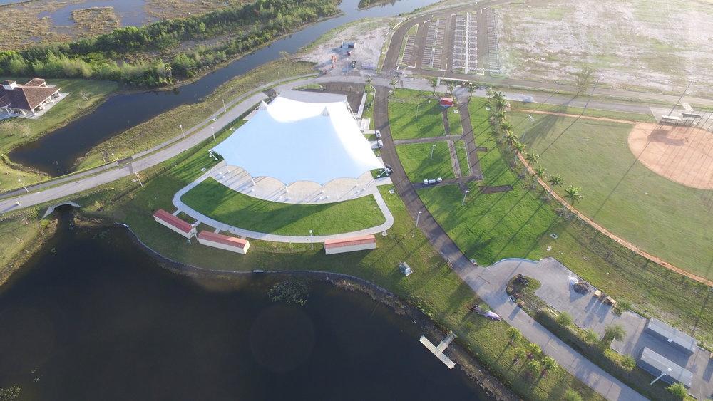 Miramar Amphitheater, Miramar, FL