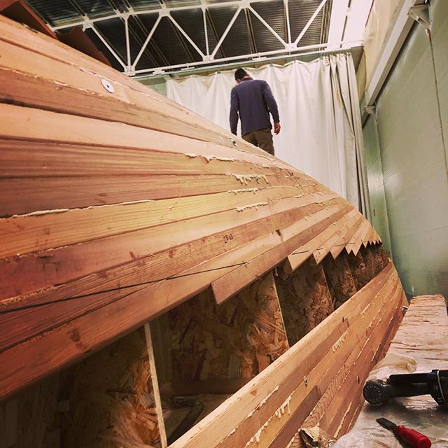 Just a sail #boat #underconstruction