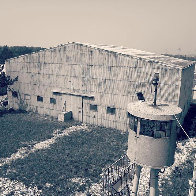 Old Hangar. #military #hangar