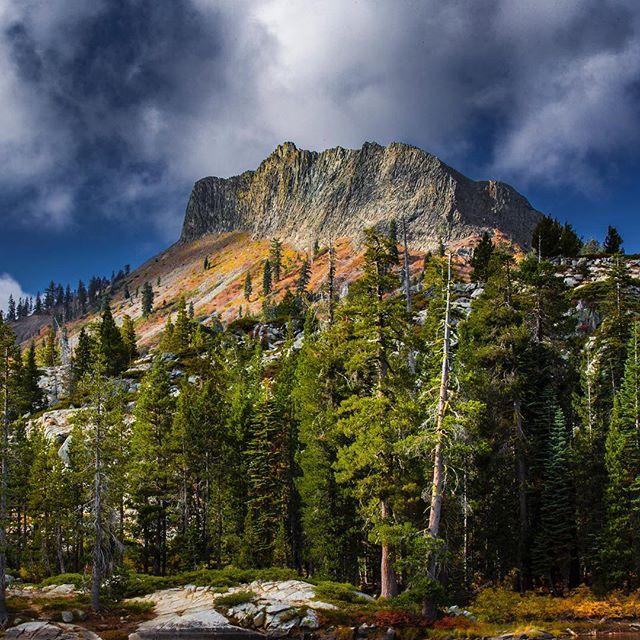 Devil's Peak | Tahoe National Forest
