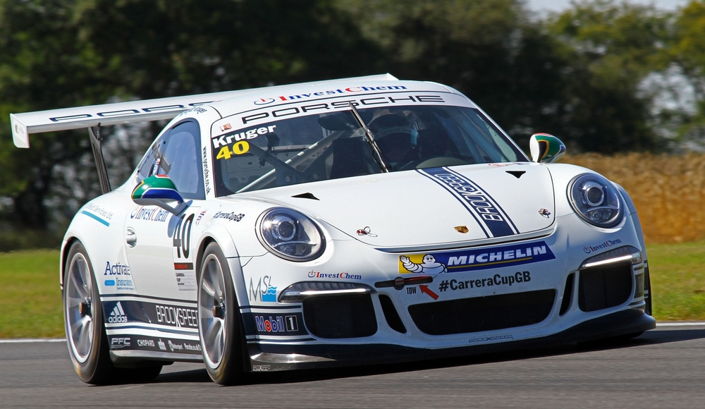 BROOKSPEED 2016 PORSCHE 911 (991) GT3 Cup