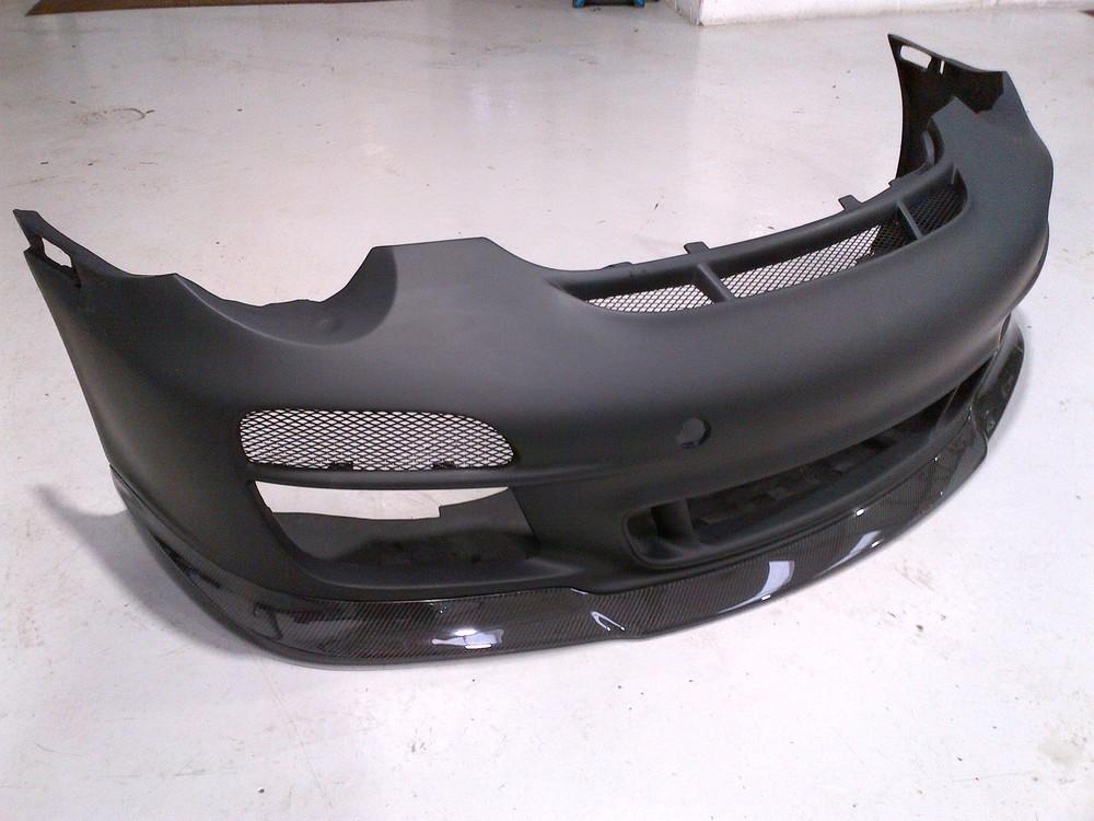 GT3 look front bumper.